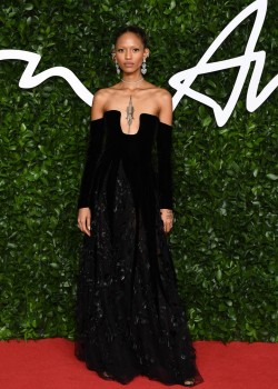 2019 1203 C CLS Fashion Awards 2019 Adesuwa Aighewi in Dior Couture