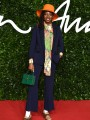 2019 1203 C CLS Fashion Awards 2019 Little Simz in Gucci