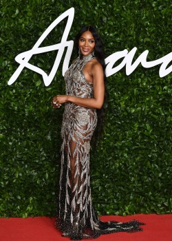 2019 1203 C CLS Fashion Awards 2019 Naomi Campbell