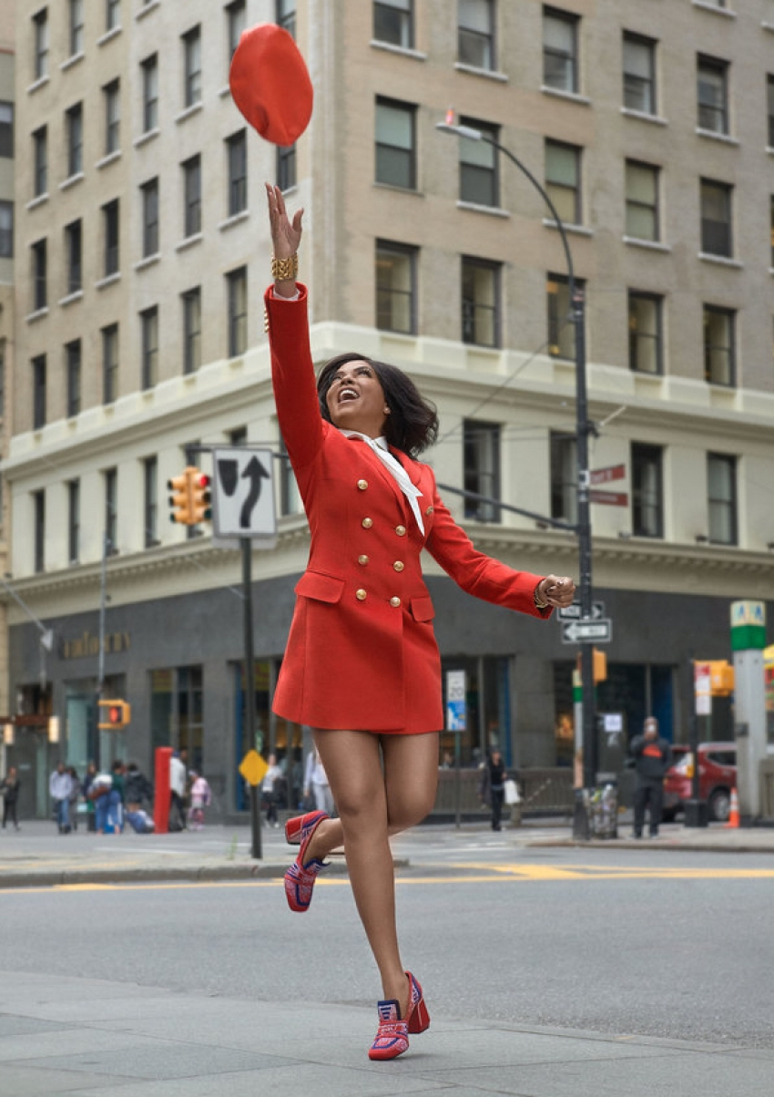 "Taraji P. Henson: On Top Of The World And Feeling Like ""A Boss B*tch"""