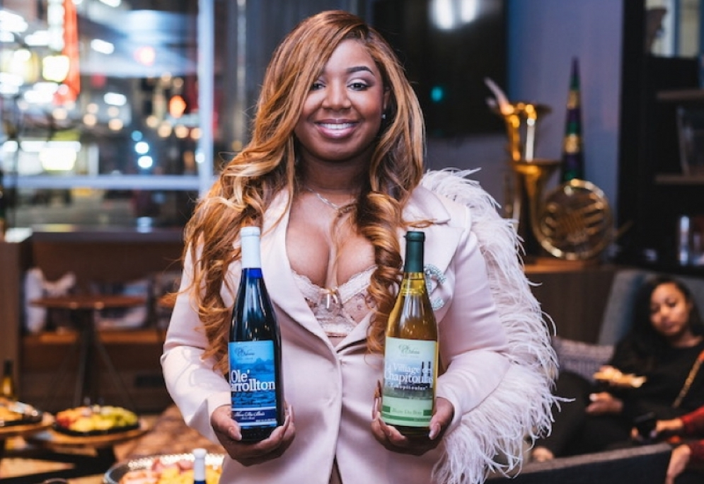 Kim Lewis' Ole' Orleans Joins the 1% of Black Women-Owned Wine Companies