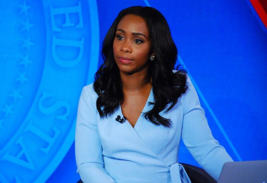 Star Abby Phillip Ascends To Anchor Chair On CNN's 'Inside Politics'