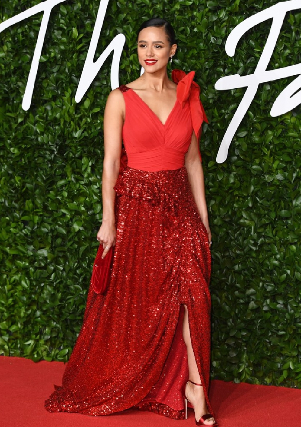 The Best Dressed: The Red Carpet Looks We Stan Hard at the Fashion Awards 2019