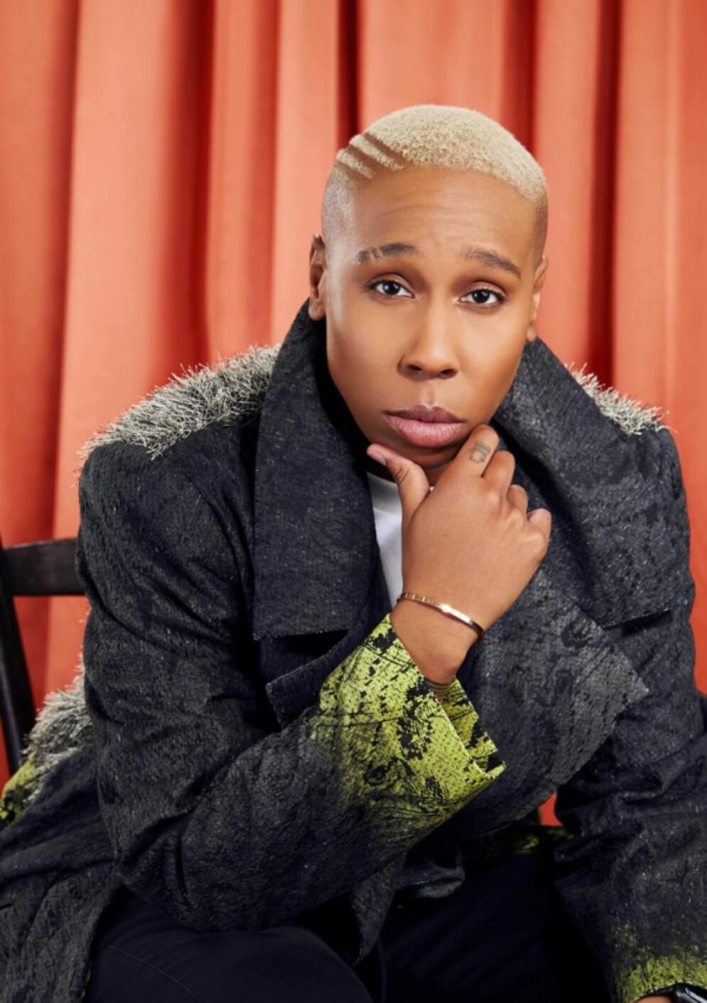 Her Thoughts - Queen & Slim': Through the Pages of Screenwriter Lena Waithe
