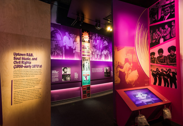New National Museum Showcases Rich Black Roots Behind America's Music