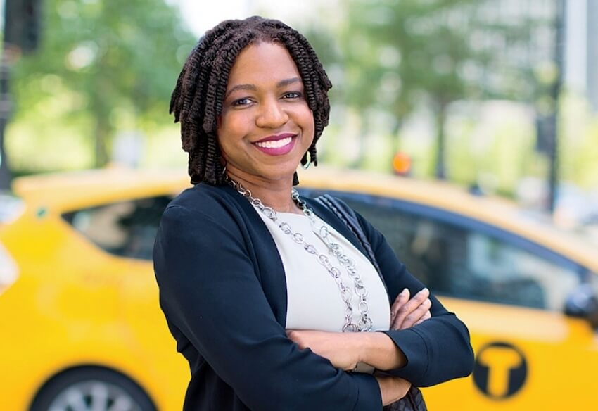 Stacy Brown-Philpot Views on Being a Black Woman in Silicon Valley